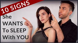 Video 10 SIGNS She WANTS To SLEEP With YOU! MP3, 3GP, MP4, WEBM, AVI, FLV Agustus 2019