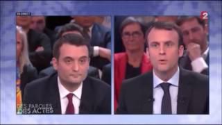 Video Gros débat entre Macron et Philippot MP3, 3GP, MP4, WEBM, AVI, FLV Agustus 2017