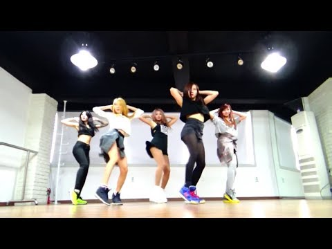 "4MINUTE – ""Whatcha Doin' Today"" Dance Cover by Barbie Girls"