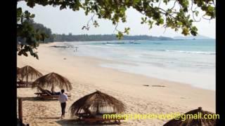 Ngapali Myanmar  city photo : Thande Beach Resort Hotel Ngapali Myanmar