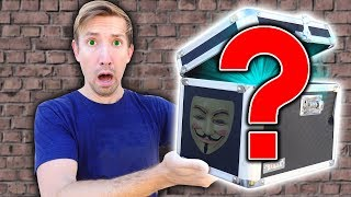 PROJECT ZORGO SECRET ABANDONED SAFE DROP (Costume Disguise Exploring Headquarters Riddles & Clues)