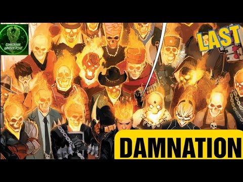 DAMNATION 10 | FINALE | ComicBook Universe