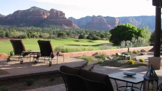 Sedona Golf Resort Backyard Transformation #2