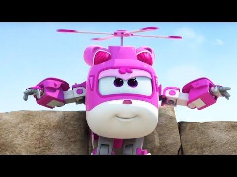 Супер Крылья: Джетт и его друзья - 12 серия | Мультик про самолеты Super Wings на русском (видео)