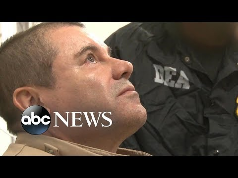 'El Chapo' found guilty by jury in Brooklyn federal court