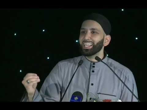 Finding Purpose in Everything - Sheikh Omar Suleiman