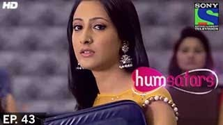 Humsafars - Hmsphrs - Episode 43 - 1st December 2014