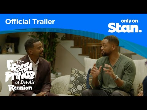 The Fresh Prince of Bel-Air Reunion | OFFICIAL TRAILER | Only on Stan.