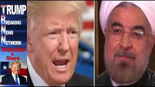 Trump Breaking News Network - Right After Iran Took An American Hostage, Trump Said Four Words That Will CHILL Their Blood ...