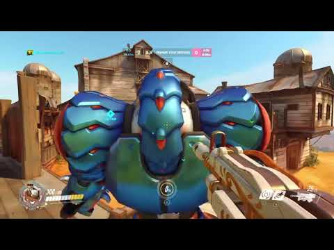 Overwatch gameplay (GONE WRONG,GONE SEXUAL)?!?