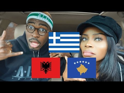 Reaction | Albania Vs Greece Rap/hip Hop/rnb | Babatunde