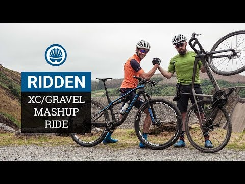 Gravel Bikers & Mountain Bikers - Can They Be Friends? (видео)