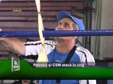 Petrolul și CSM atacă în ring