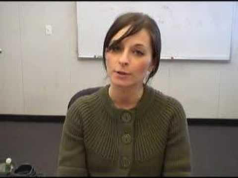 Insurance Agent Vlog Post 1-11-2007