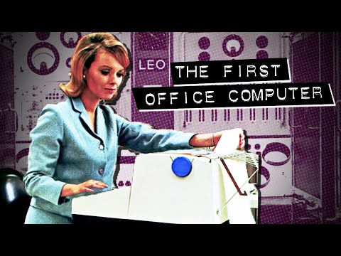 How a British teashop helped create the first office computer I The Information Age Episode 4