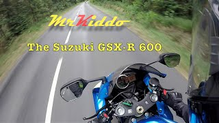 8. Test Riding the 2015 Suzuki GSX-R 600