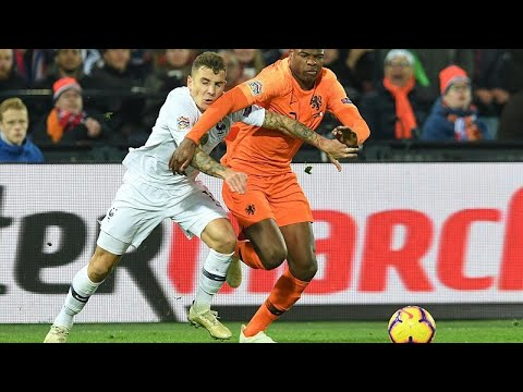 Nations League: Σε εξαιρετική φόρμα η Ολλανδία