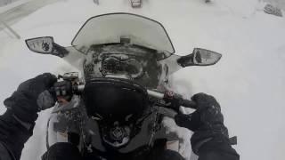 10. Ski-doo 2015 1200 4-Tec Problem