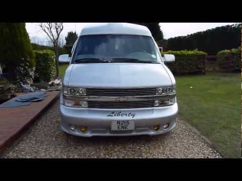 1995 Chevrolet Astro Van Day Van Custom 4.3 For Sale SDSC Specialist Cars Cambridge