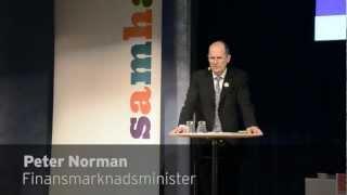 Peter Norman: Samhall En Självklarhet I Alla Bolags Långsiktiga Affärsstrategi
