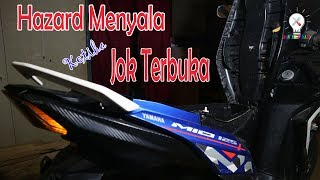 Video Hazard Menyala Ketika Jok dibuka//Cara Membuat. MP3, 3GP, MP4, WEBM, AVI, FLV November 2018