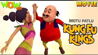 Nonton Motu Patlu Kungfu Kings   Movie   English  Spanish   French Subtitles  Film Subtitle Indonesia Streaming Movie Download