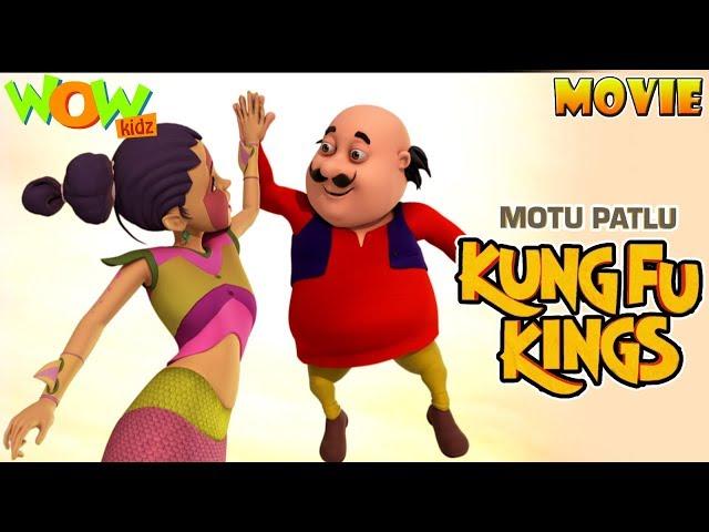 Motu Patlu Kungfu Kings Movie | Mp3Gratiss.com