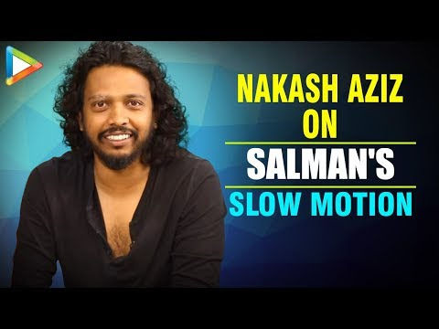 Nakash Aziz EXCLUSIVE On Salman Khan's Slow Motion from Bharat | Disha Patani | Katrina Kaif