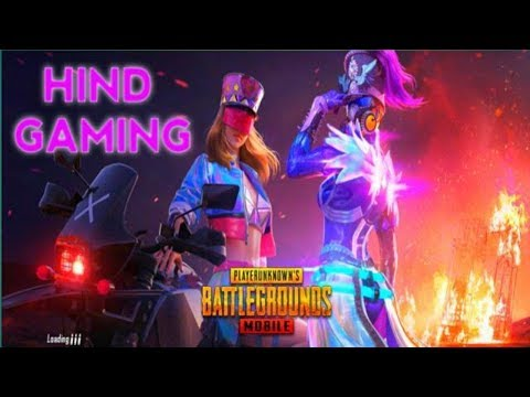 🔴PUBG MOBILE LIVE🔴 RUSH GAMES WITH HIND GAMING CUSTOM ROOM 20K LIKES