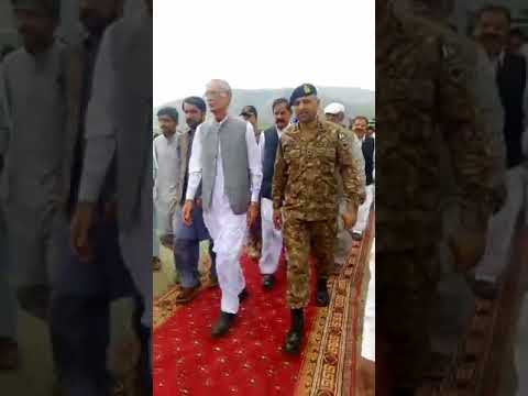 Ceremony Of Havelian To Dhamtour Bypass Abbottabad || PTI