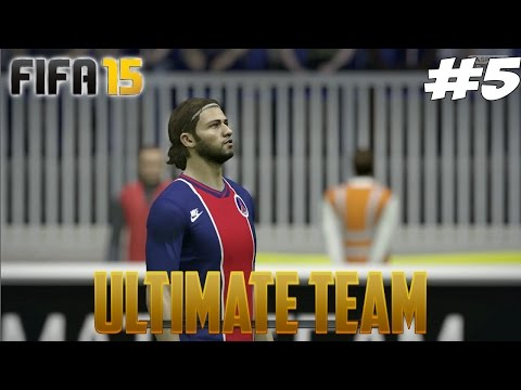 FIFA 15 ULTIMATE TEAM #5 [Борьба за титул и Пак]