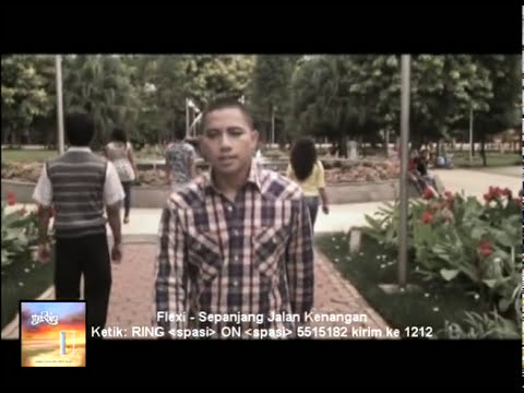 The Rain - Sepanjang Jalan Kenangan (Official Music Video)