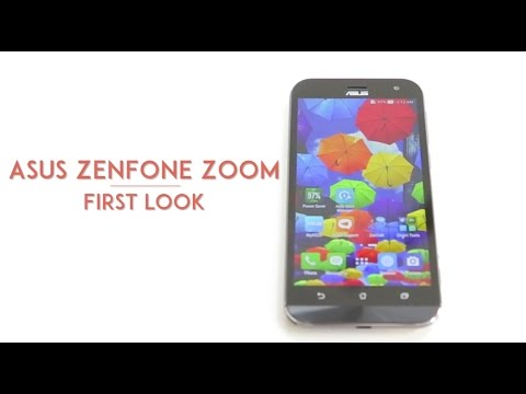 Asus ZenFone Zoom First Look Video