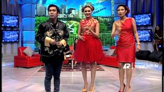 Download Video Buka Bukaan 3 Feb 2014 - Olga Datang Walaupun Masih Sakit MP3 3GP MP4