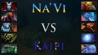 [#013] Navi vs Kaipi - GOSULeague - DOTA 2 FR