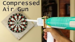 A tutorial showing how to make an airsoft gun / dart gun that is powered by compressed air. I make this with all household materials and it came out to be a great homemade gun DIY projectfor more projects like this check out my website http://joshbuilds.com/Hackbeat by Kevin MacLeod is licensed under a Creative Commons Attribution license (https://creativecommons.org/licenses/by/4.0/)Source: http://incompetech.com/music/royalty-free/index.html?isrc=USUAN1100805Artist: http://incompetech.com/Italian Afternoon by Twin Musicom is licensed under a Creative Commons Attribution license (https://creativecommons.org/licenses/by/4.0/)Artist: http://www.twinmusicom.org/
