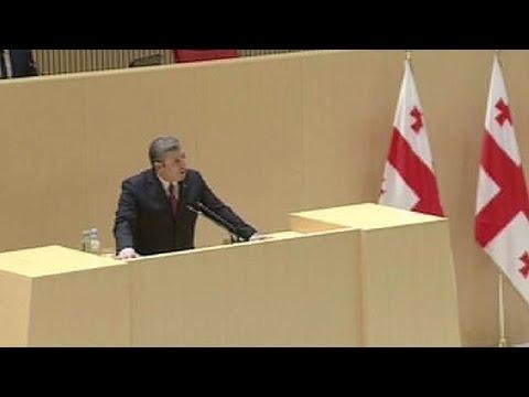 Γεωργία: Ανέλαβε καθήκοντα η νέα κυβέρνηση