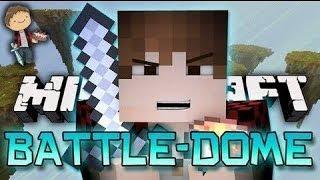 Minecraft: BATTLE-DOME Mini-Game w/Mitch&Friends! JAGS!