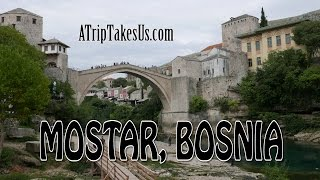 Mostar - Bosnia and Herzegovina - 20151006