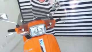 9. #ScooterFest: Vespa S 125 Walkaround (tech specs, mileage, price, etc.)