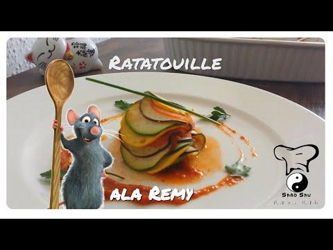 Ratatouille ala Remy