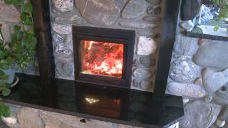 Cold Climate Housing Research Center's Masonry Heater