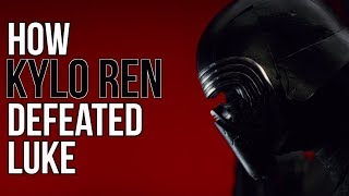 Video How Kylo Ren Defeated Luke, Why Rey & Kylo Are So Powerful | Star Wars The Last Jedi Theory MP3, 3GP, MP4, WEBM, AVI, FLV Oktober 2017