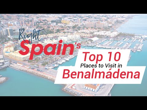 Top 10 Places To Visit In Benalmádena, Spain 2016.