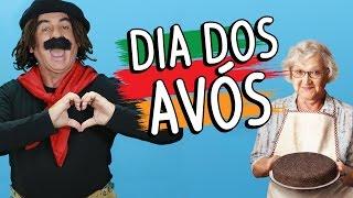 Guri de Uruguaiana fala sobre o Dia dos Avós! INSCREVA-SE: http://goo.gl/vQMly7 JOGO DO GURI (download grátis):...