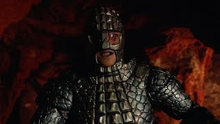 🚨 SPOILER ALERT! In this preview clip from Empress of Mars the Doctor confronts an awesome Ice Warrior but elsewhere, Bill has problems of her own... Subscri...