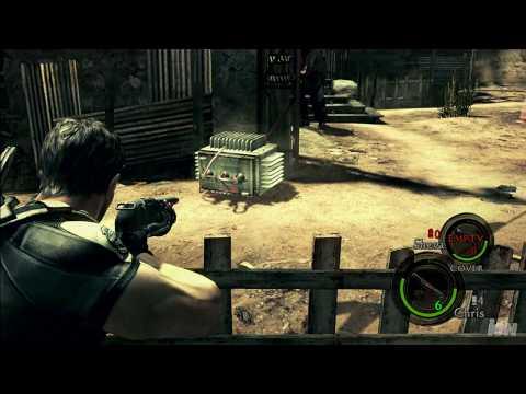 preview-IGN_Strategize: Resident Evil 5 Demo (IGN)