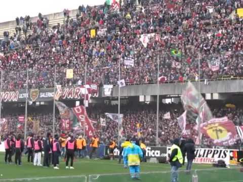 brividi!!! festeggiamenti post salernitana - benevento 2-0
