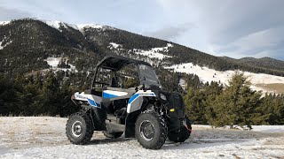 6. New 2018 Polaris Ace 570 Vlog
