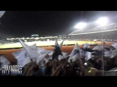 Con bombo y bandera - La Adiccion ¡Final Rayados vs Santos 2013! - La Adicción - Monterrey